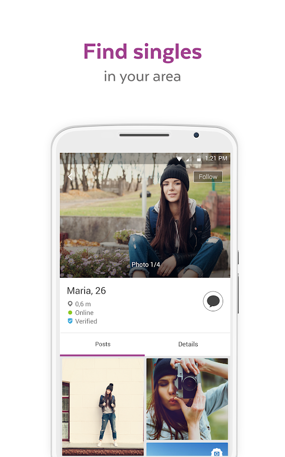 LOVOO - Chat and meet people Screenshot 11