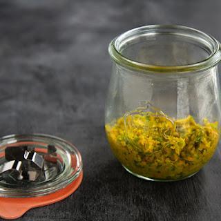 Mandarin Paste Recipes