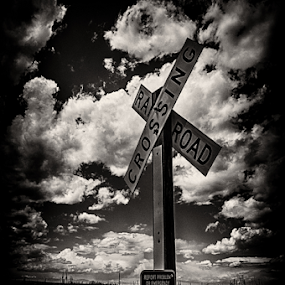 Sunny Day in B&W by Sean Marquantte - Landscapes Weather ( eastern plains, this photo created by smp121980!, 2016, colorado adventures, denver photographer, sean marquantte,  )
