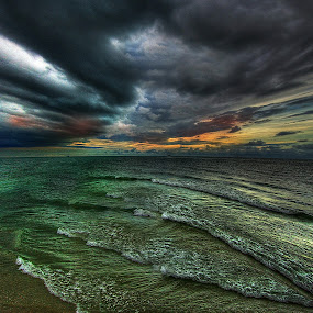 mare mare mare by Fair Play - Landscapes Waterscapes ( waterscape, sunset, ocean )