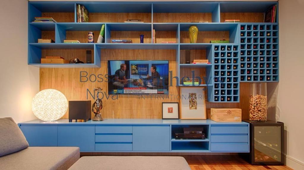 Apartamento diferenciado,totalmente mobiliado!