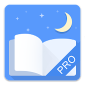 Moon+ Reader Pro APK for Bluestacks