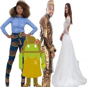 Modèles habits et coiffures