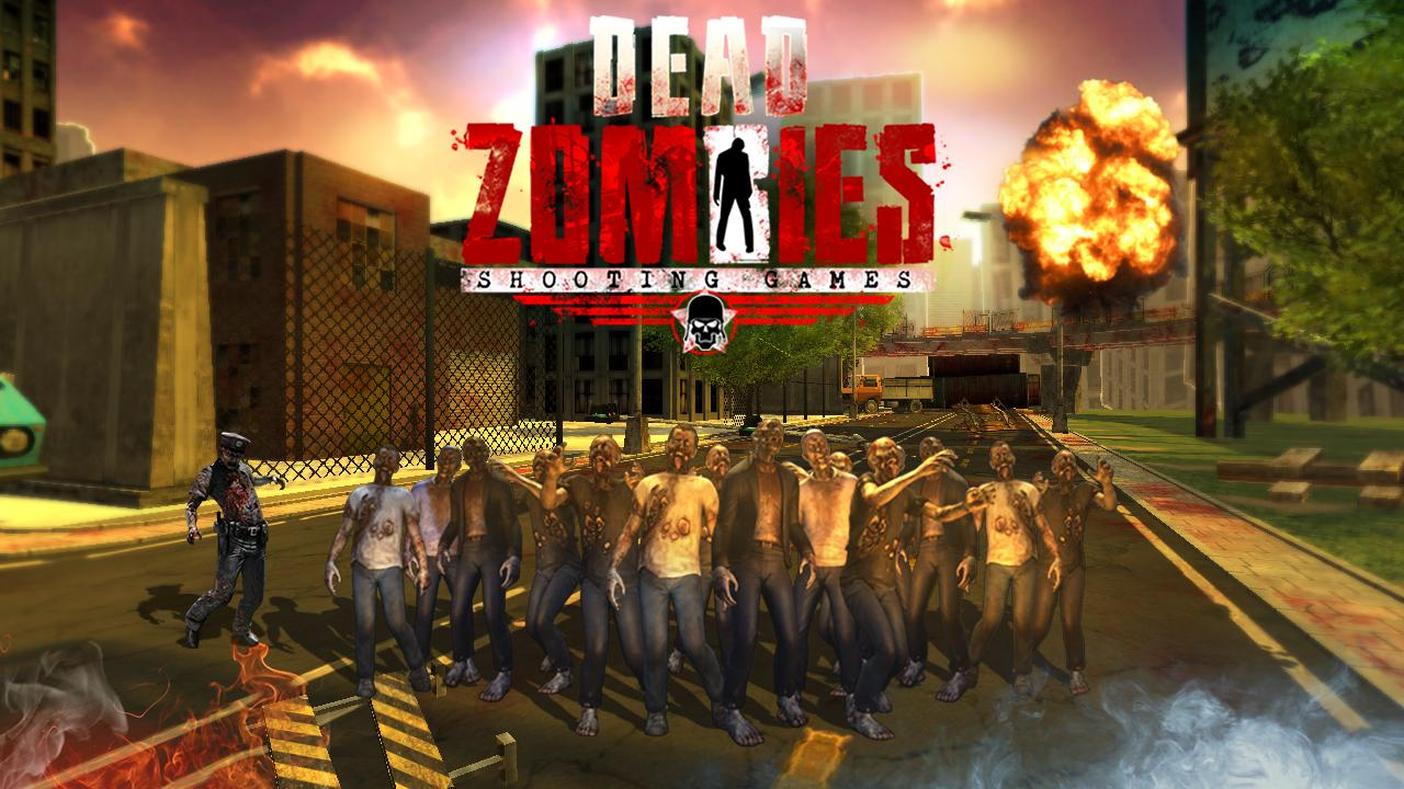 Dead Zombies - Shooting Game Screenshot 2