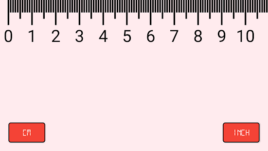 My ruler to measure android apps on google play - Regle pour mesurer ...