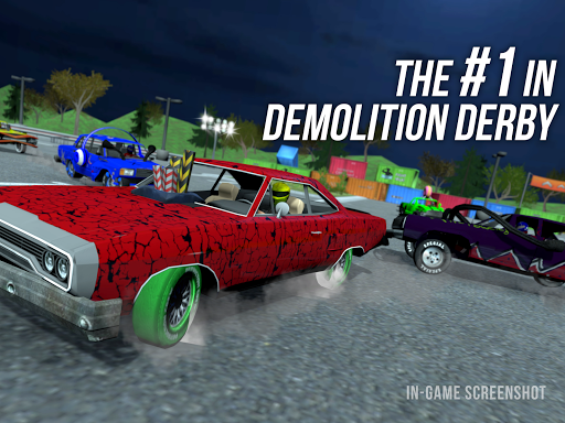 Demolition Derby Multiplayer screenshot 14