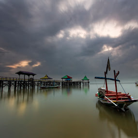 by Van Condix - Transportation Boats