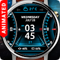 SmartDrive Watch Face