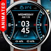 SmartDrive Watch Face APK for Ubuntu