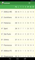Screenshot of Campeonato Brasileiro 2015