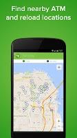 Screenshot of Green Dot