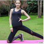 New Design High Quality Gym Yoga Leggings Girls Polyester Spandex Sublimation Leggings