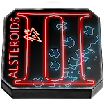 Asteroids 2 Marauder | retro arcade space shooter Icon