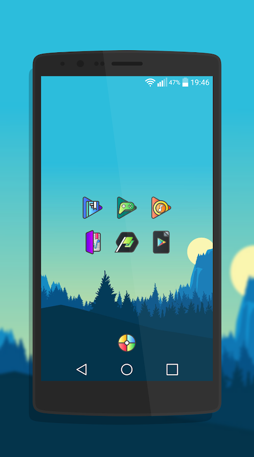 Griddy Icon Pack Screenshot 4