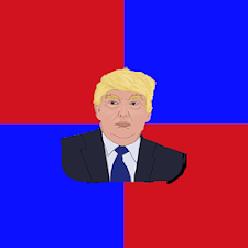 Piano Tile Trump