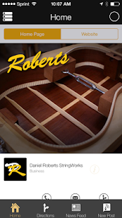 Daniel Roberts StringWorks - screenshot