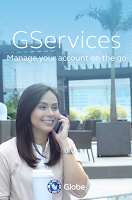 Screenshot of GServices
