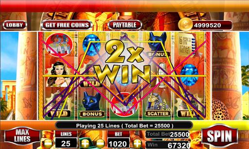 Lady of Egypt Slot Free