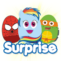 Surprise Eggs Pack 1 For PC (Windows And Mac)