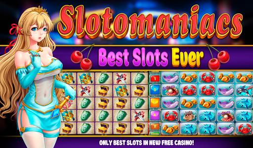 Slotomaniacs PRO casino slots - screenshot