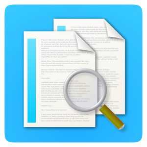 Search Duplicate File APK Cracked Download