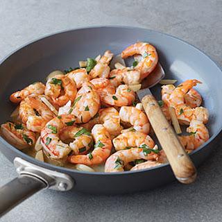 Shrimp With Walnut Oil And Garlic Recipes