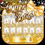 Glitter Bow keyboard Theme Icon