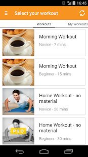 Kensho Premium Fitness - screenshot