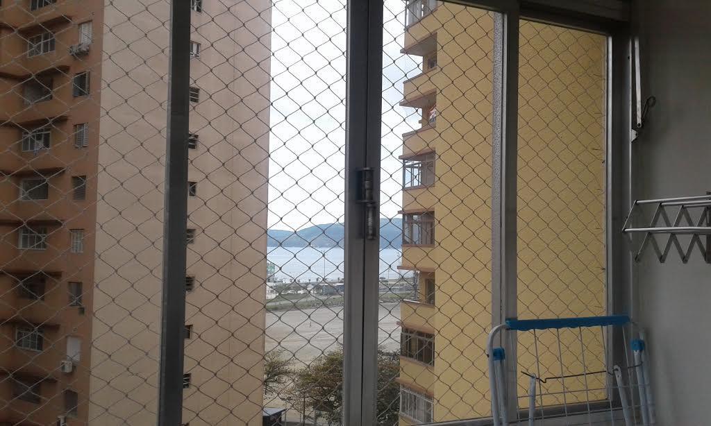 Apto 1 Dorm, José Menino, Santos (AP2096) - Foto 2