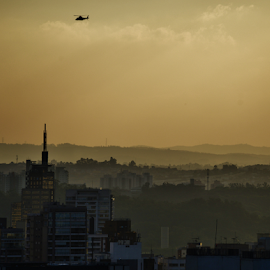 Zona Oeste Sao Paulo SP by Marcello Toldi - City,  Street & Park  Vistas