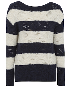Striped Tunic Jumper