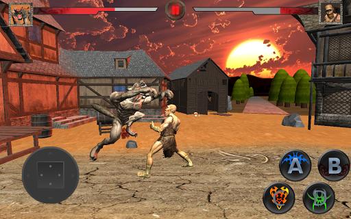 Monster Fight - screenshot
