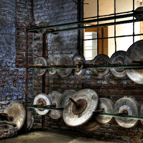 Cristallerie by Bert Willers - Products & Objects Industrial Objects