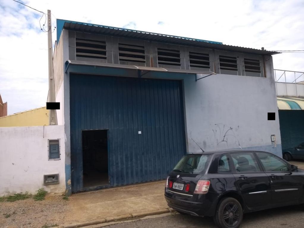 Barracão à venda por R$ 360.000 - Jardim Tatiana - Sorocaba/SP