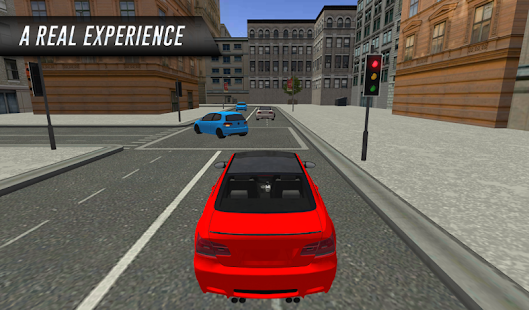 City Car Driving APK for Bluestacks