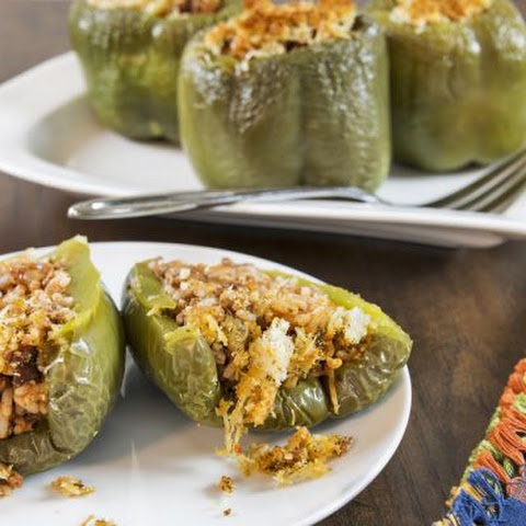 Unbelievable Stuffed Bell Peppers