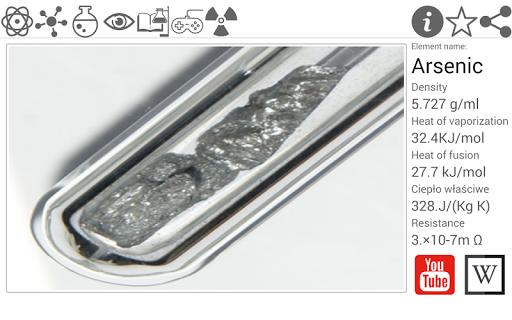 Periodic table pro apk download apkpure periodic table pro screenshot 8 urtaz Gallery