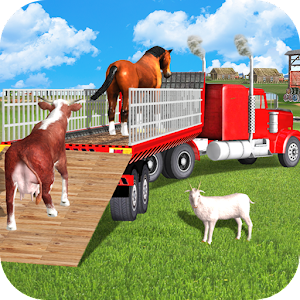 Offroad Animal Transport Truck Driver 3D For PC / Windows 7/8/10 / Mac – Free Download