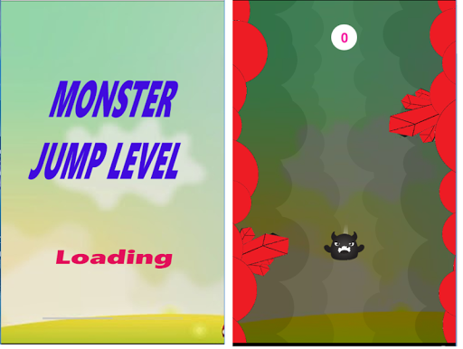 Jump moster level For PC