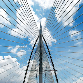 bridge line by Woo Yuen Foo - Buildings & Architecture Bridges & Suspended Structures