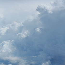 by Yoseph Ismail - Landscapes Cloud Formations ( clouds )
