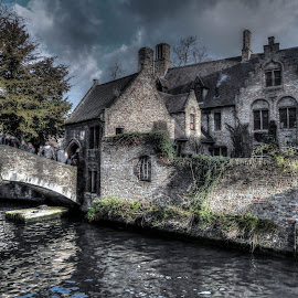 Brujas by Jose Maria Vidal Sanz - City,  Street & Park  Historic Districts