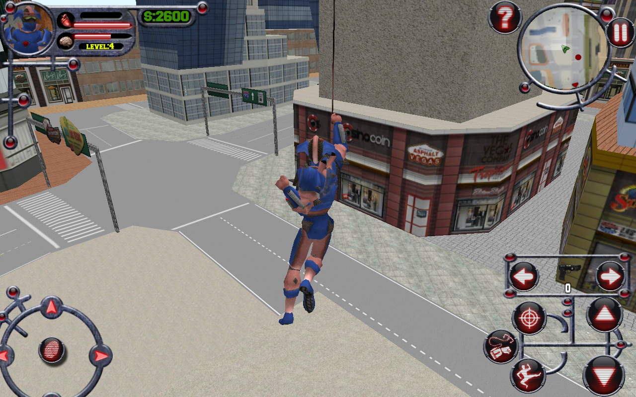 Rope Hero 2 Screenshot 1