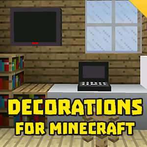 Download Decoration mod For PC Windows and Mac
