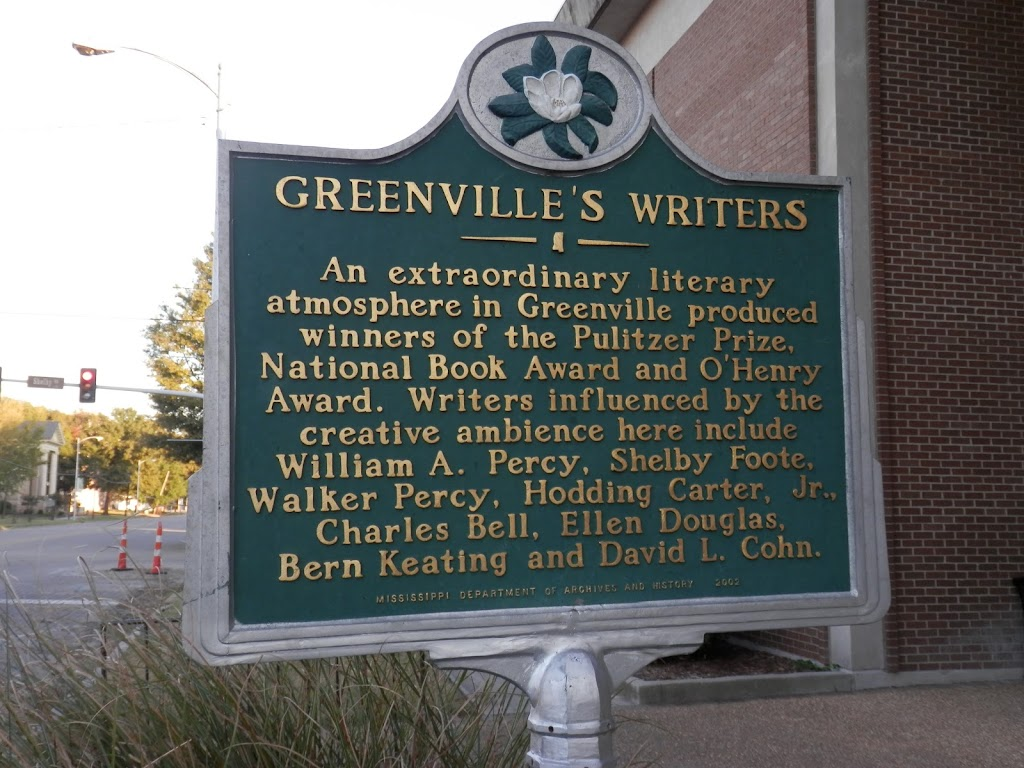 An extraordinary literary atmosphere in Greenville produced winners of the Pulitzer Prize, National Book Award and O'Henry Award. Writers influenced by the creative ambience here include William A. ...