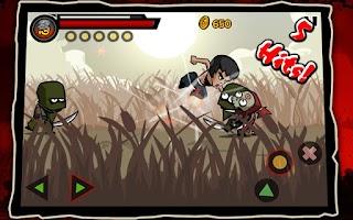 Screenshot of KungFu Warrior