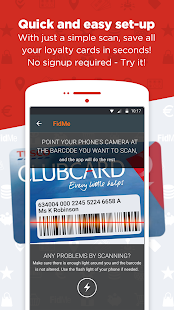 App FidMe Loyalty Cards & Deals at Grocery Supermarket apk for kindle fire