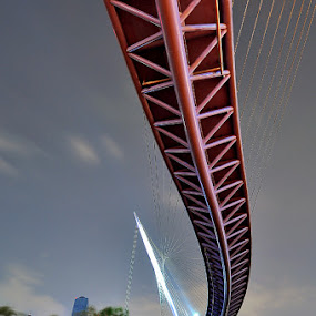 Up bridge  by Khoirul Huda - Buildings & Architecture Bridges & Suspended Structures
