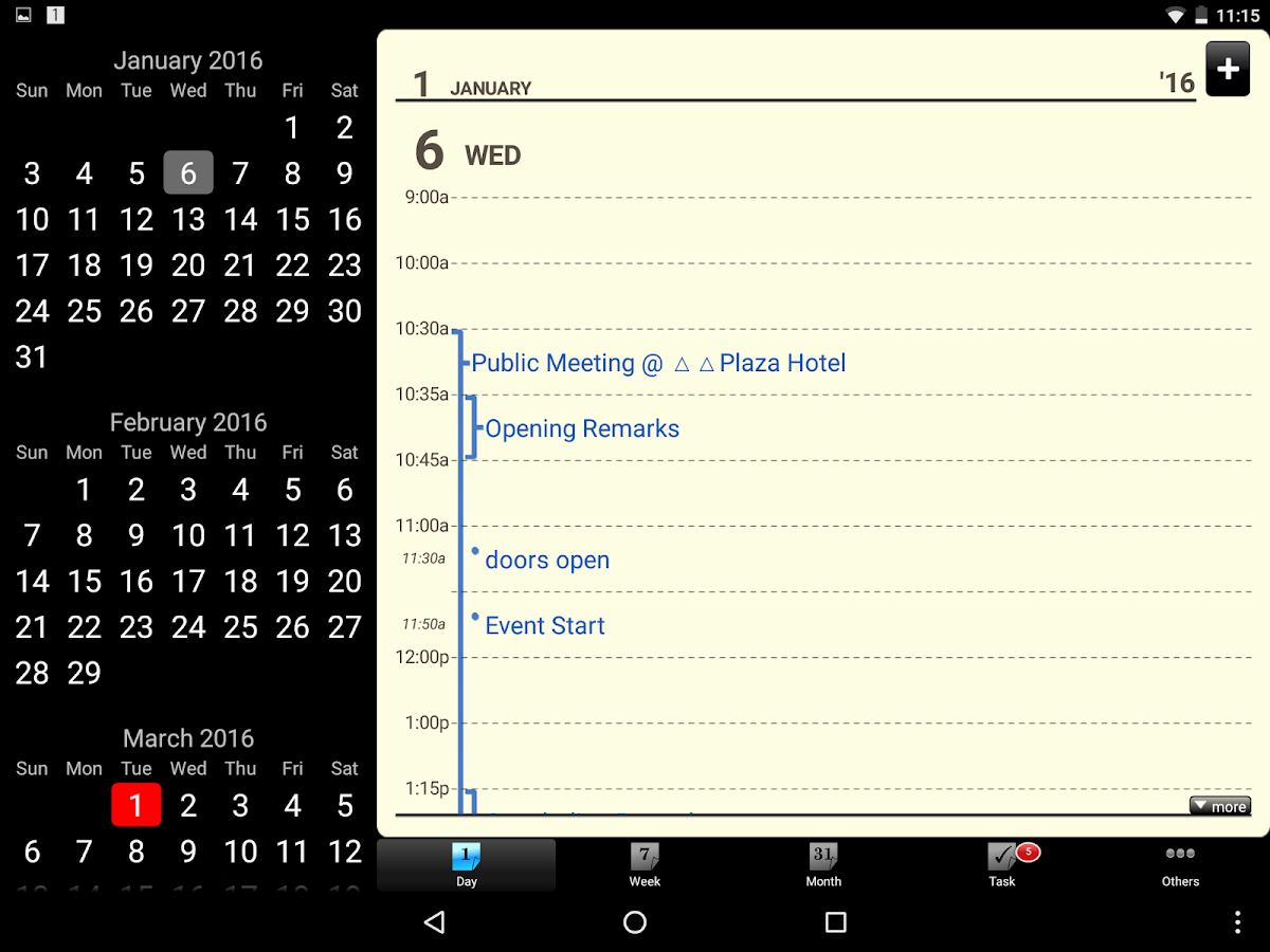 Refills(Planner App) Screenshot 10