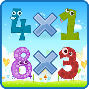 Multiplication games app for android